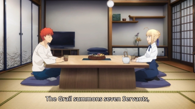 Fate Stay Night - Unlimited Blade Works - 0411