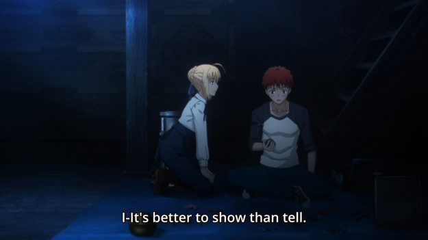 Fate Stay Night - Unlimited Blade Works - 0601