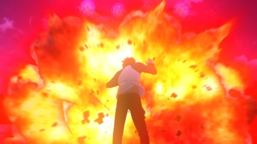 Fate Stay Night - Unlimited Blade Works - 0702