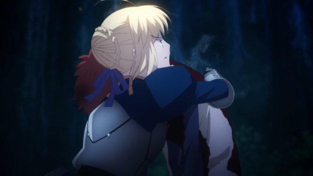 Fate Stay Night - Unlimited Blade Works - 0712