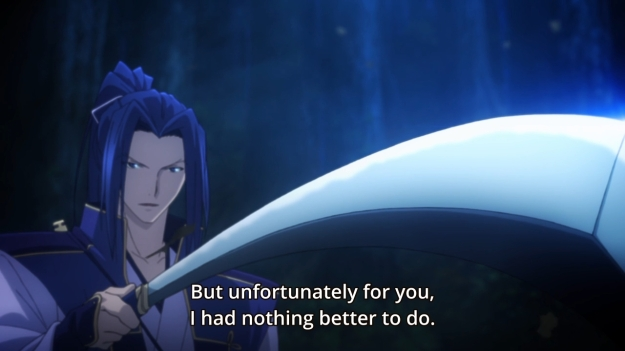 Fate Stay Night - Unlimited Blade Works - 0713