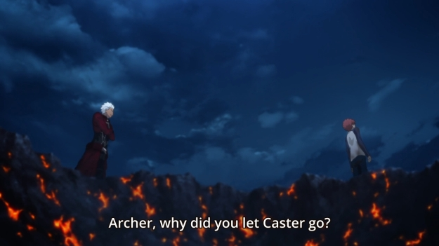 Fate Stay Night - Unlimited Blade Works - 0714
