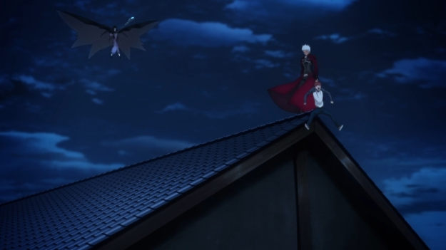 Fate Stay Night - Unlimited Blade Works - 0715