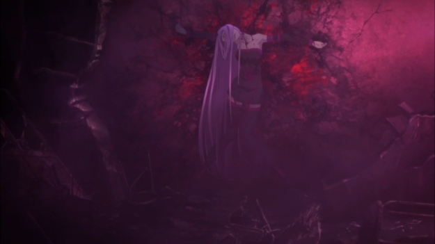 Fate Stay Night - Unlimited Blade Works - 0811