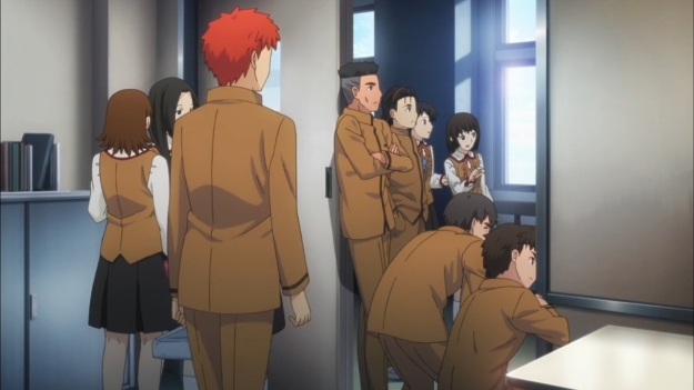 Fate Stay Night - Unlimited Blade Works - 0813