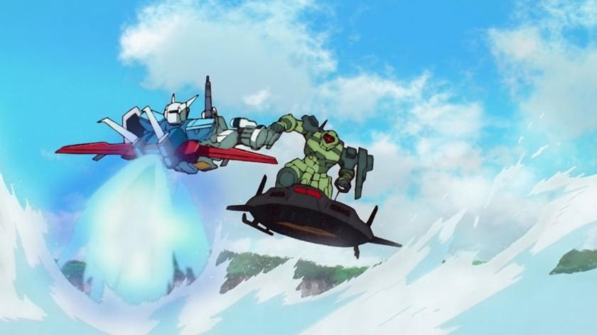 Gundam Reconguista in G - 0701