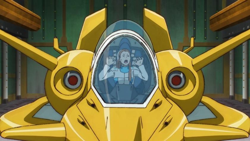 Gundam Reconguista in G - 0702