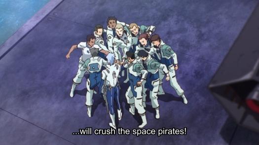 Gundam Reconguista in G - 0703