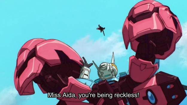 Gundam Reconguista in G - 0802