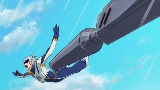Gundam Reconguista in G - 0908