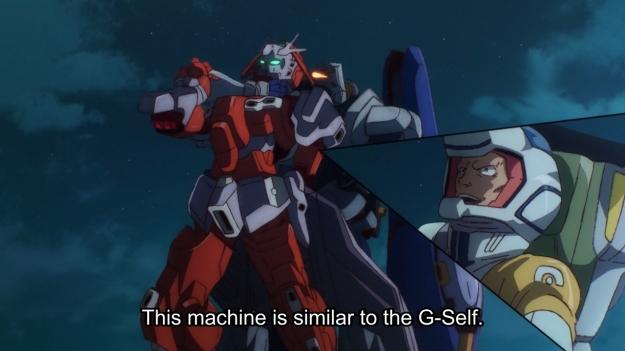 Gundam Reconguista in G - 1008