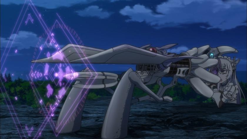 Hitsugi no Chaika - Avenging Battle 0511