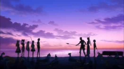 Hitsugi no Chaika - Avenging Battle 0512