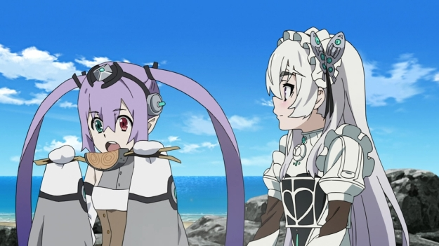 Hitsugi no Chaika - Avenging Battle 0602