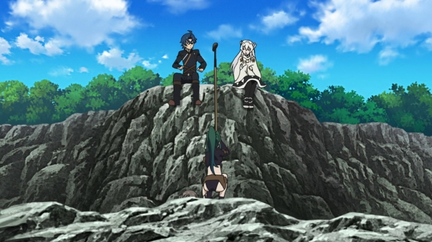 Hitsugi no Chaika - Avenging Battle 0603