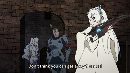 Hitsugi no Chaika - Avenging Battle 0713