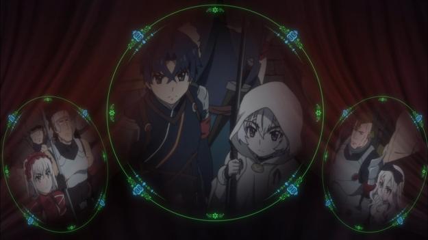 Hitsugi no Chaika - Avenging Battle 0715