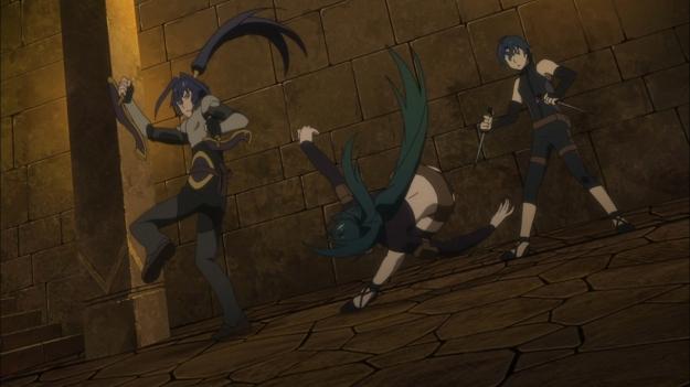 Hitsugi no Chaika - Avenging Battle 0717