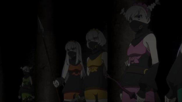 Hitsugi no Chaika - Avenging Battle 0805