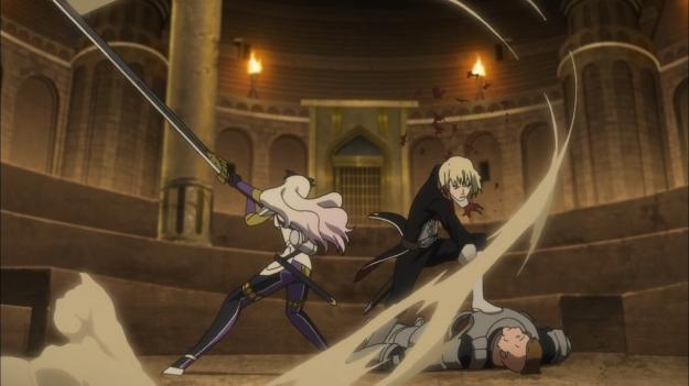 Hitsugi no Chaika - Avenging Battle 0812