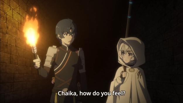 Hitsugi no Chaika - Avenging Battle 0813