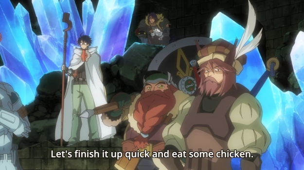 Log Horizon 2 - 0911
