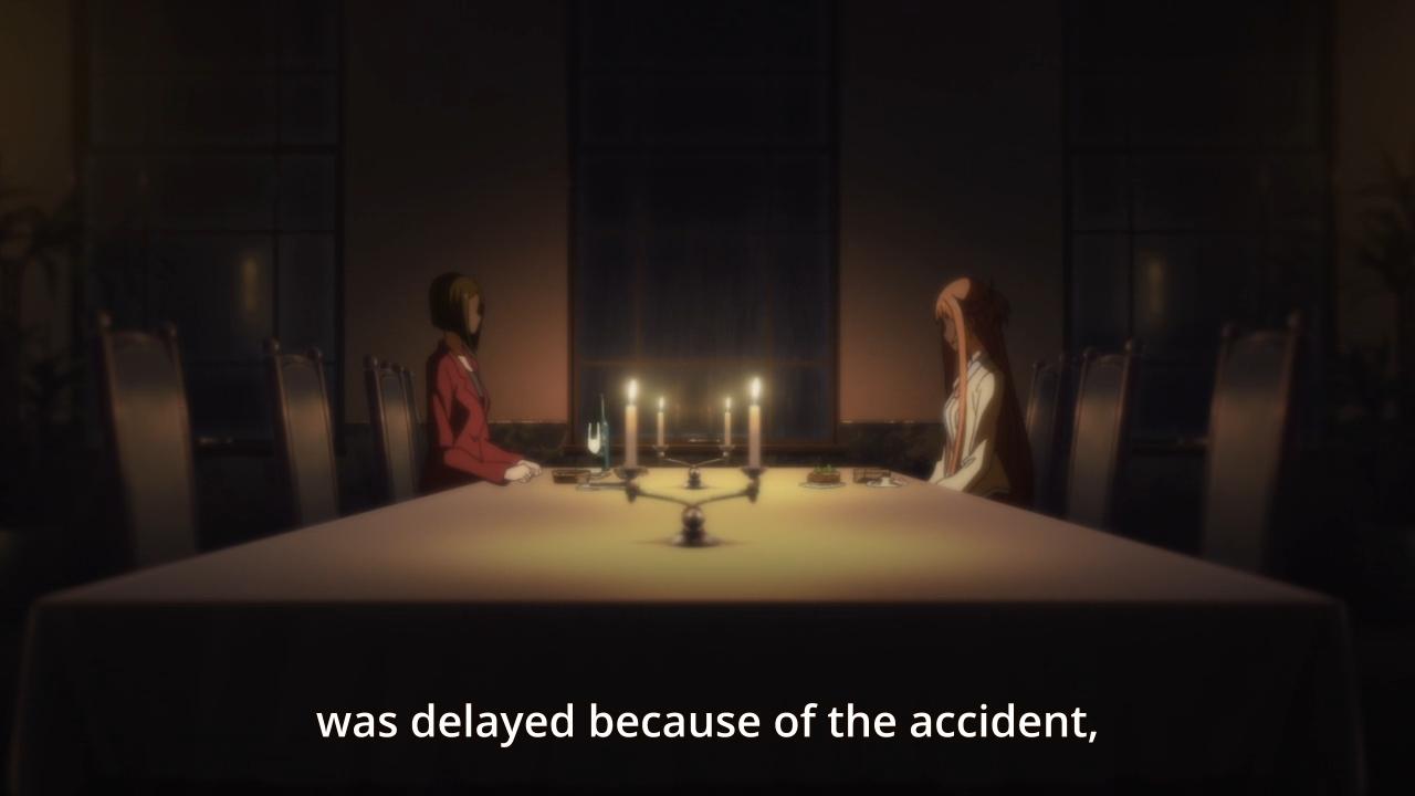 Sword Art Online Ii Ep 19 Ritual Suicide Moe Sucks