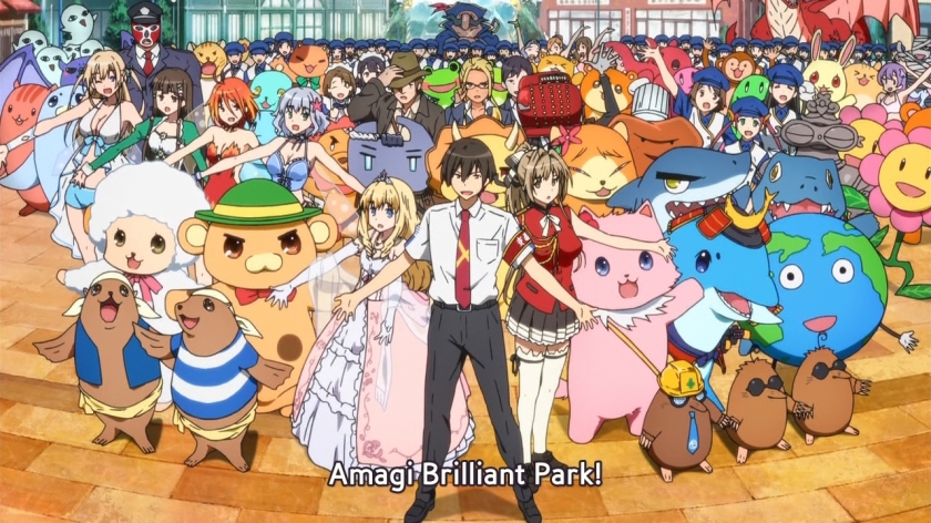 Amagi Brilliant Park - 1212