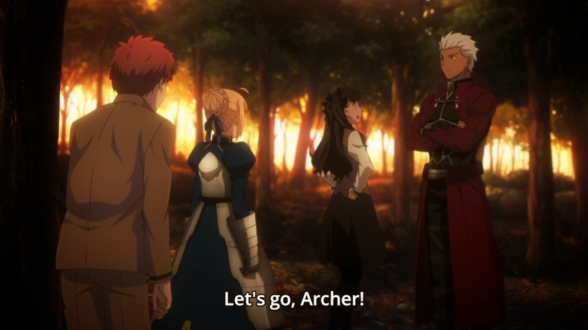 Fate Stay Night - Unlimited Blade Works - 0905