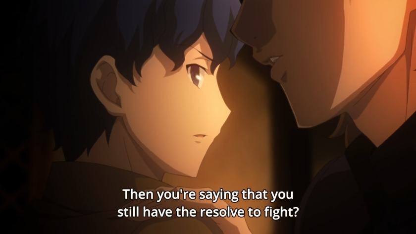 Fate Stay Night - Unlimited Blade Works - 0906