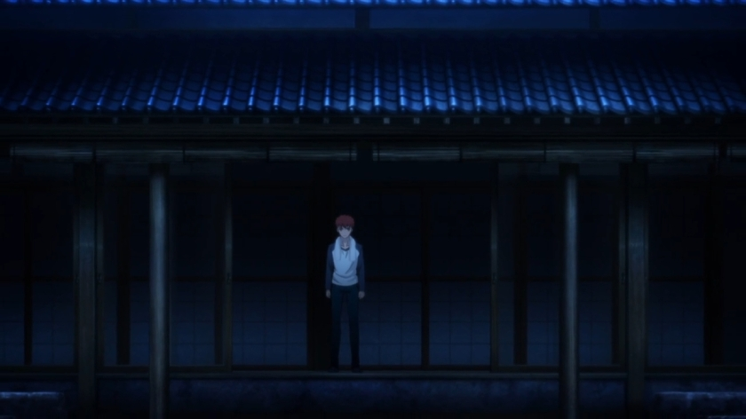 Fate Stay Night - Unlimited Blade Works - 0912