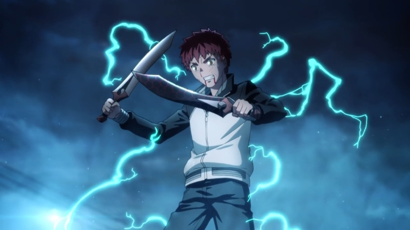 Fate Stay Night - Unlimited Blade Works - 1007
