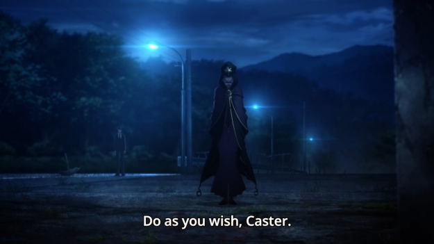 Fate Stay Night - Unlimited Blade Works - 1010
