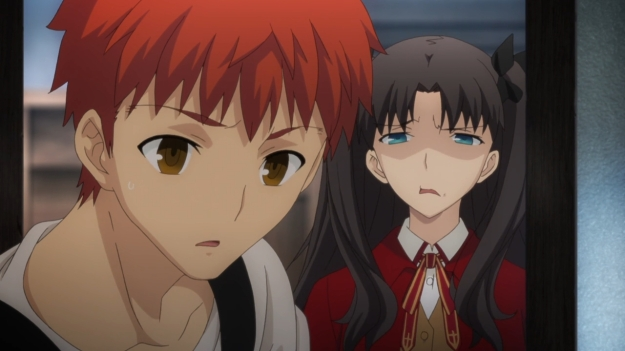 Fate Stay Night - Unlimited Blade Works - 1102
