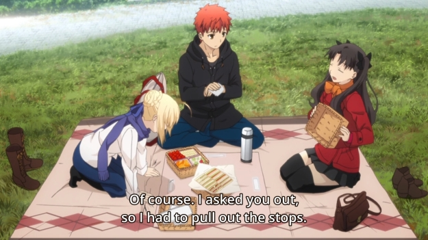 Fate Stay Night - Unlimited Blade Works - 1210