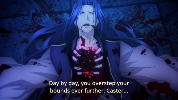 Fate Stay Night - Unlimited Blade Works - 1218