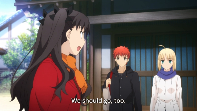 Fate Stay Night - Unlimited Blade Works - 1220