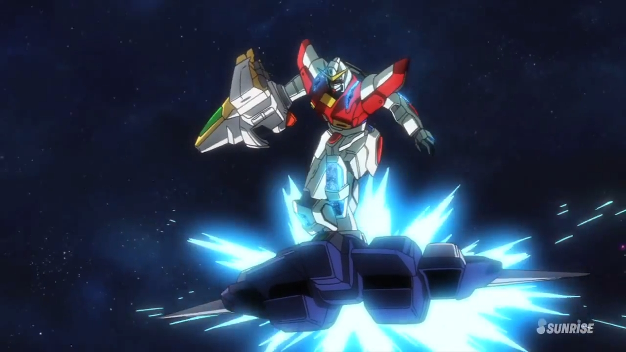 Everything else fall 14 week 10 top quality moe sucks for Domon in gundam build fighters