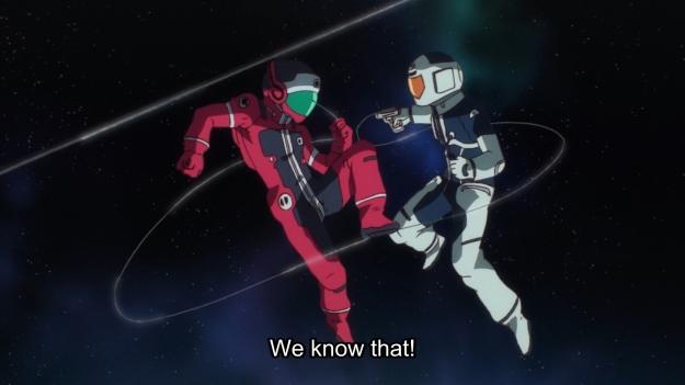 Gundam Reconguista in G - 1106