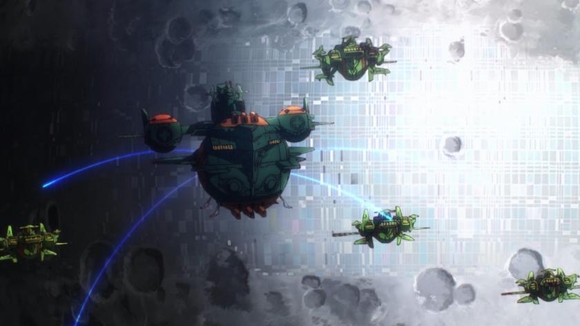 Gundam Reconguista in G - 1208