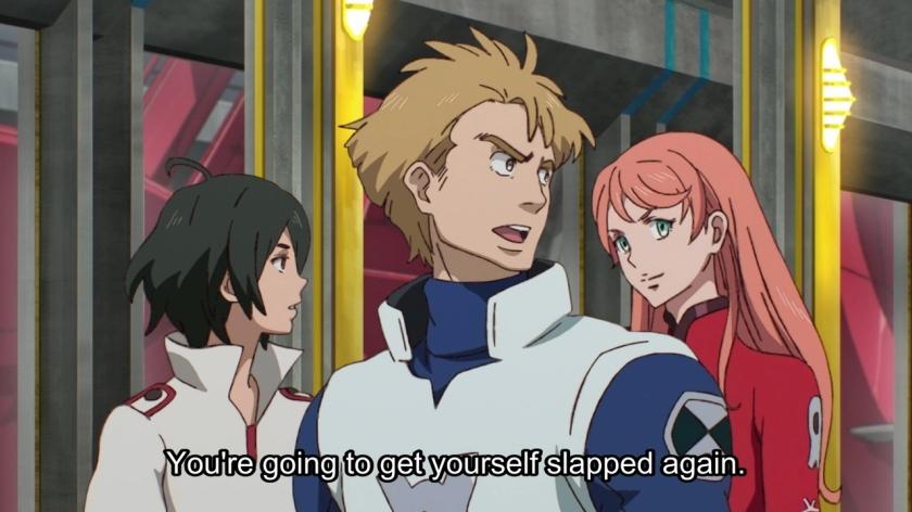 Gundam Reconguista in G - 1213