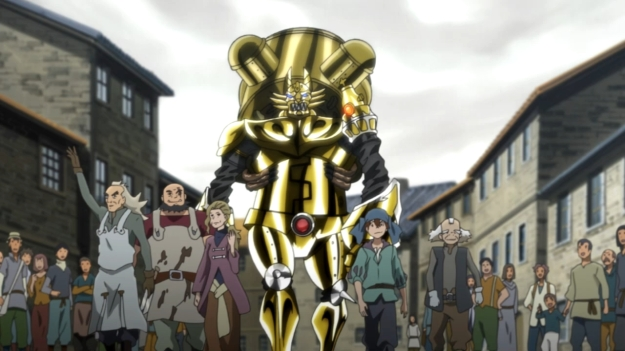 Garo - The Animation - 1502