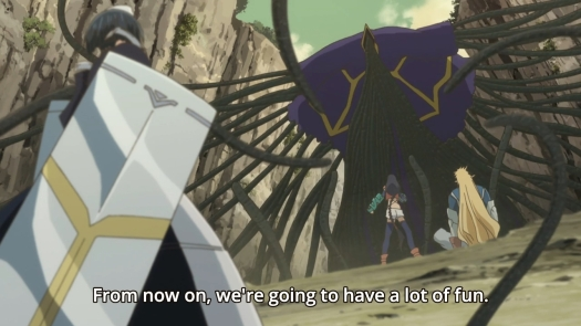 Log Horizon 2nd Season - 1401