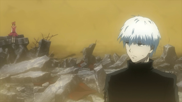 Tokyo Ghoul Root A - 0115