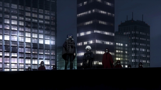Tokyo Ghoul Root A - 0219