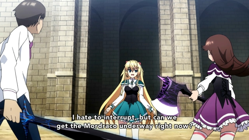 Absolute Duo - 0519