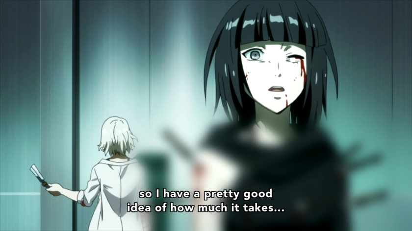 Tokyo Ghoul Root A - 0505