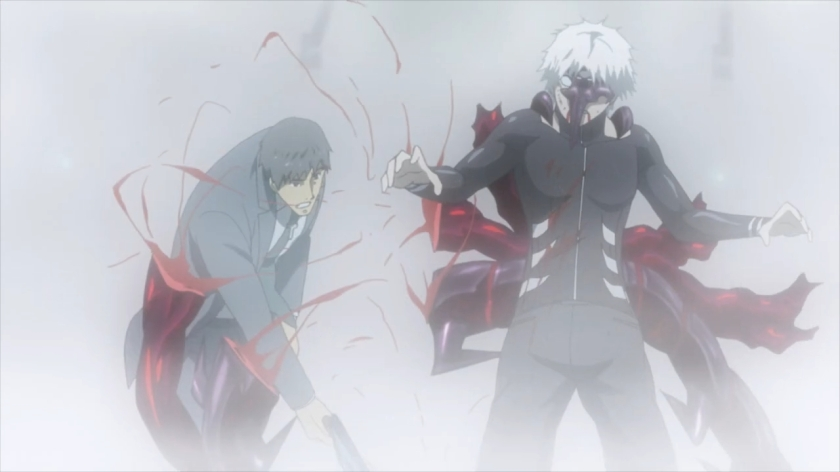 Tokyo Ghoul Root A - 0516