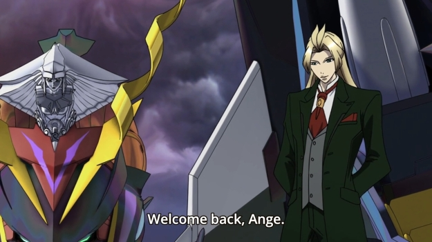 Cross Ange - 2307