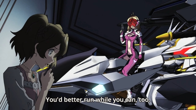 Cross Ange - 2312